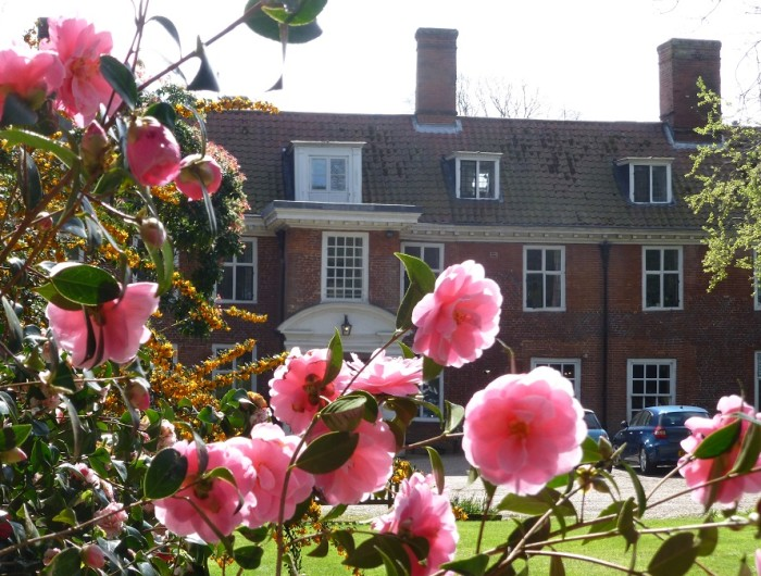 Aylsham Manor Care Home - near Norwich Norfolk